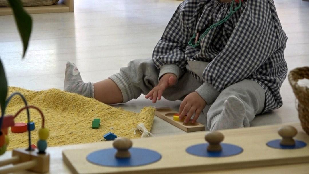 Centro infantil montessori peques | La Guarde del Huerto