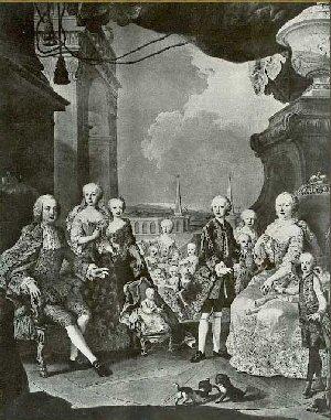 La dinastía de los Habsburgo-Lorena