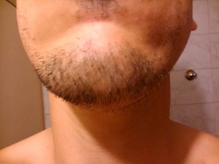 Poca barba