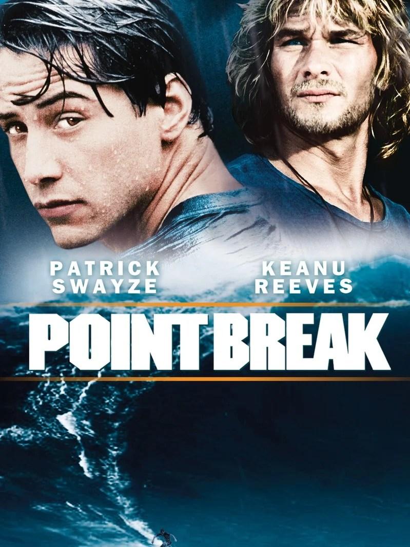 Johnny Utah Point Break
