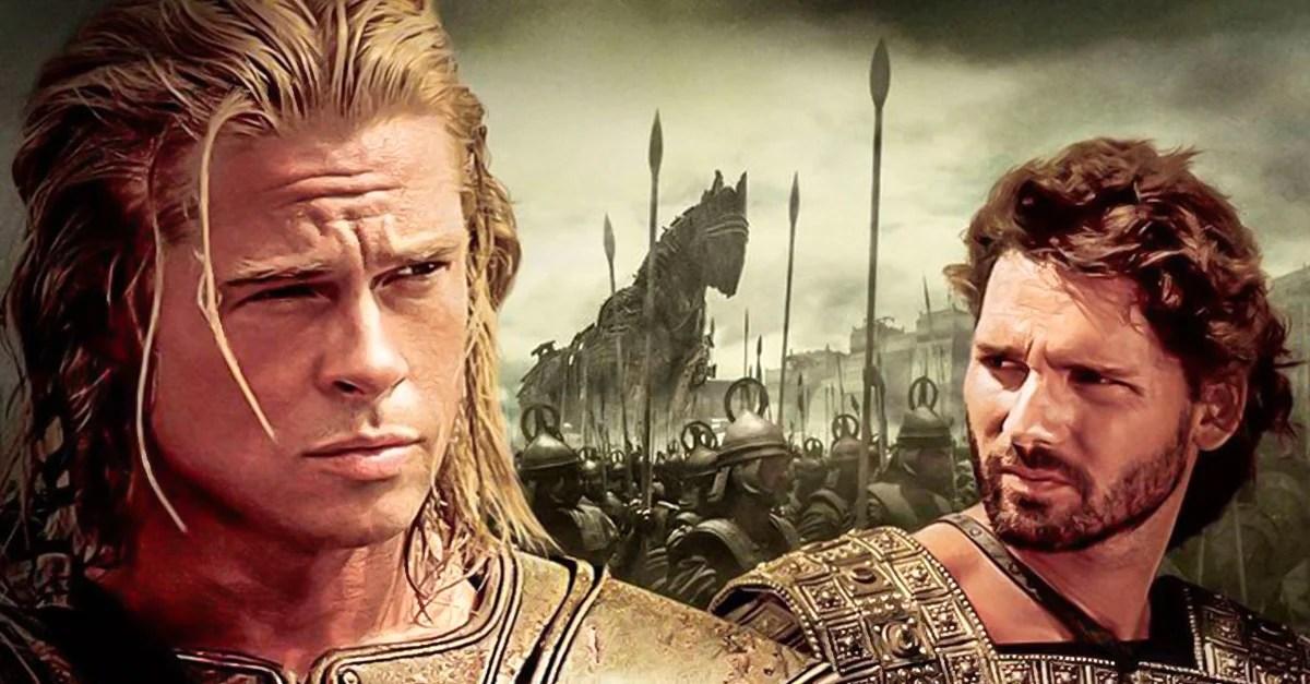 Hctor y Aquiles los dos caminos de la virilidad