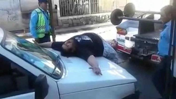 ataque auto