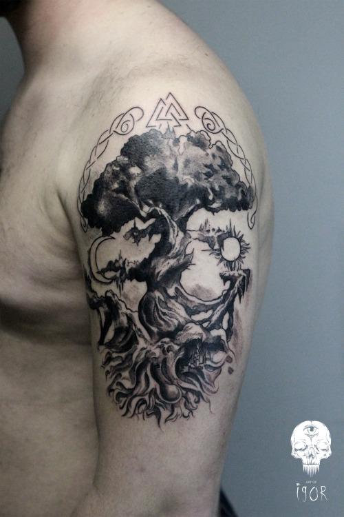 Tatuajes Según Los Países Que Quieras Visitar Y Su Significado