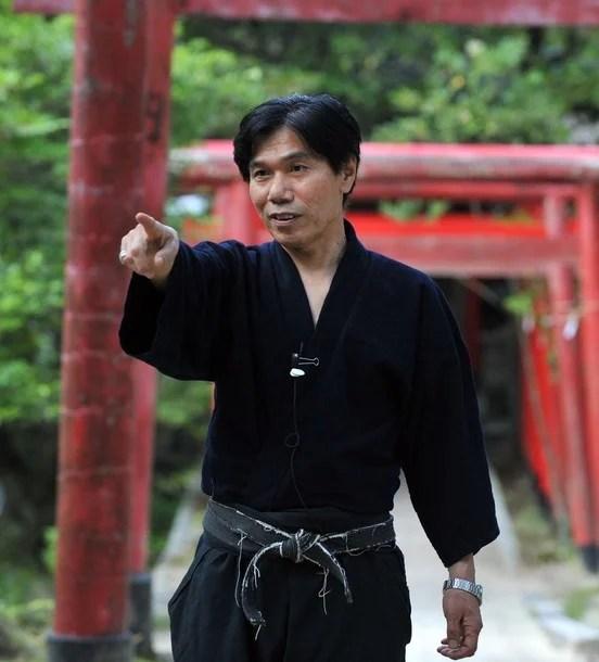 Jinichi Kawakami el último ninja 6