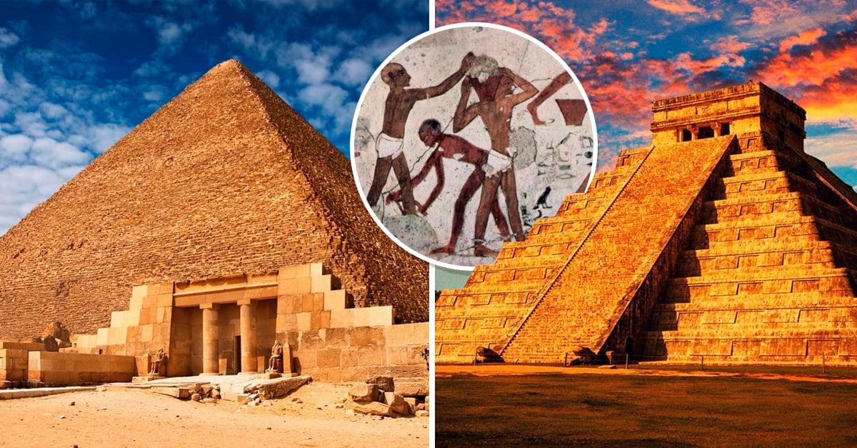 por qu las antiguas civilizaciones construan pirmides