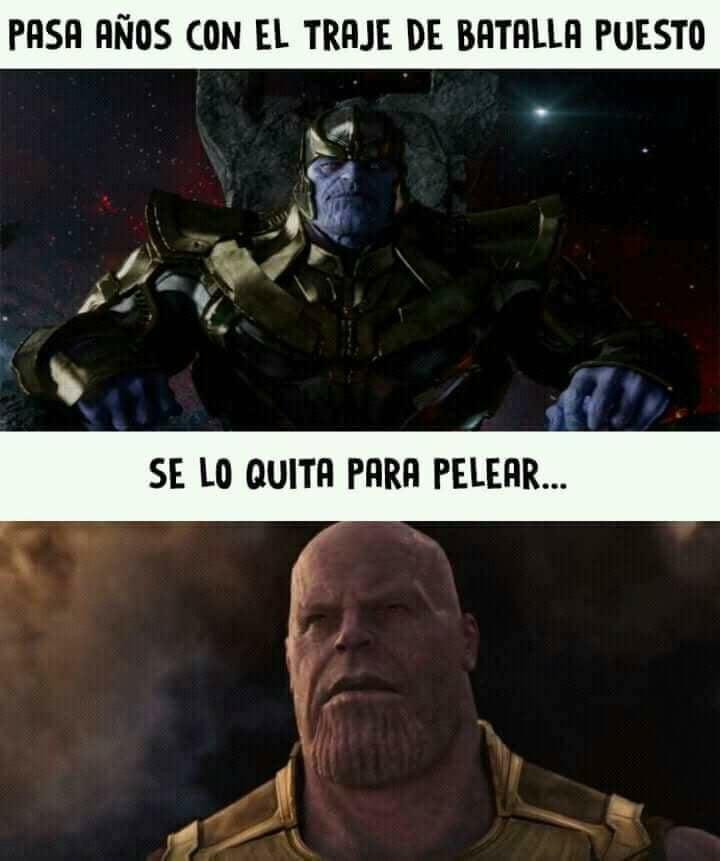 Rick se parece mucho a Thanos en Infinity War y hay MEMES
