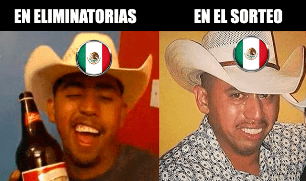 no lloren por mi meme mexico mundial 2018