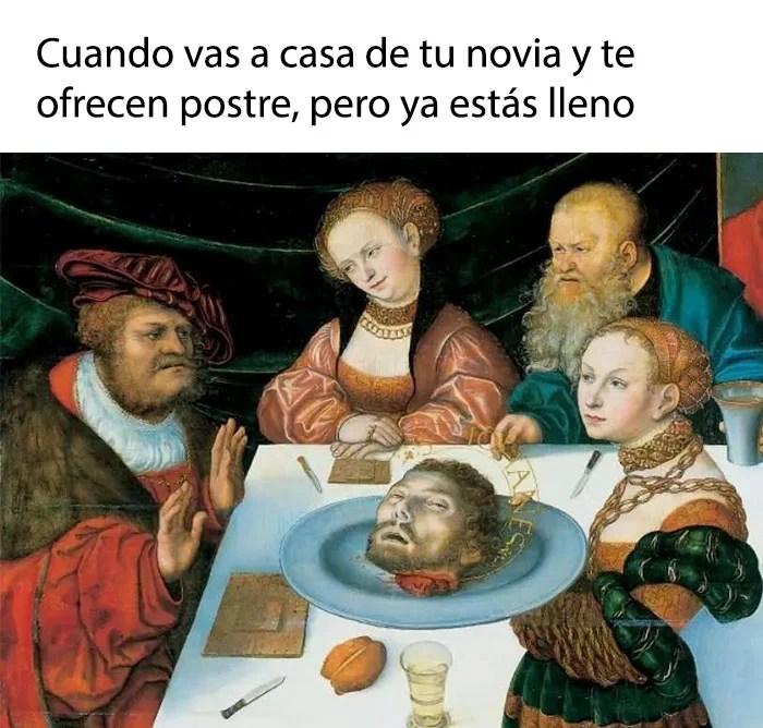 34 Memes en la historia del arte
