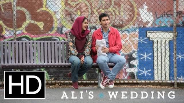 La boda de Alí