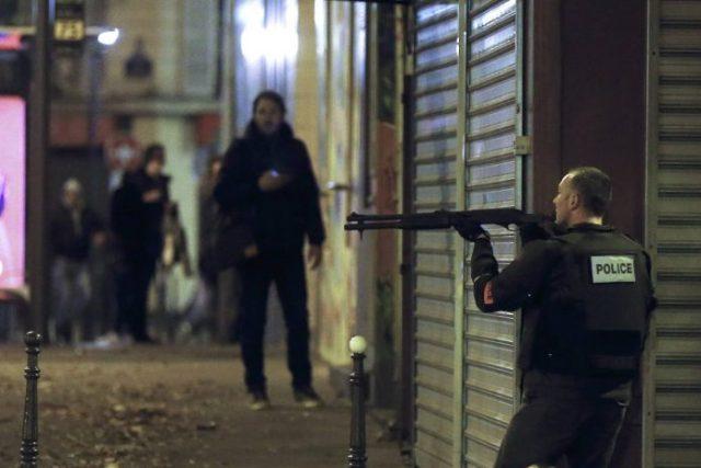 13 de noviembre: Terror en París
