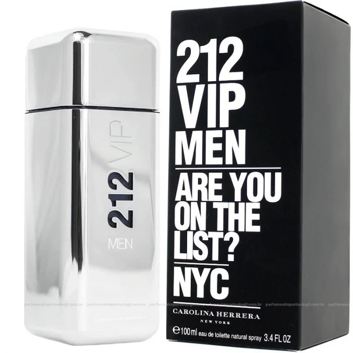 212 Vip Men (Carolina Herrera)