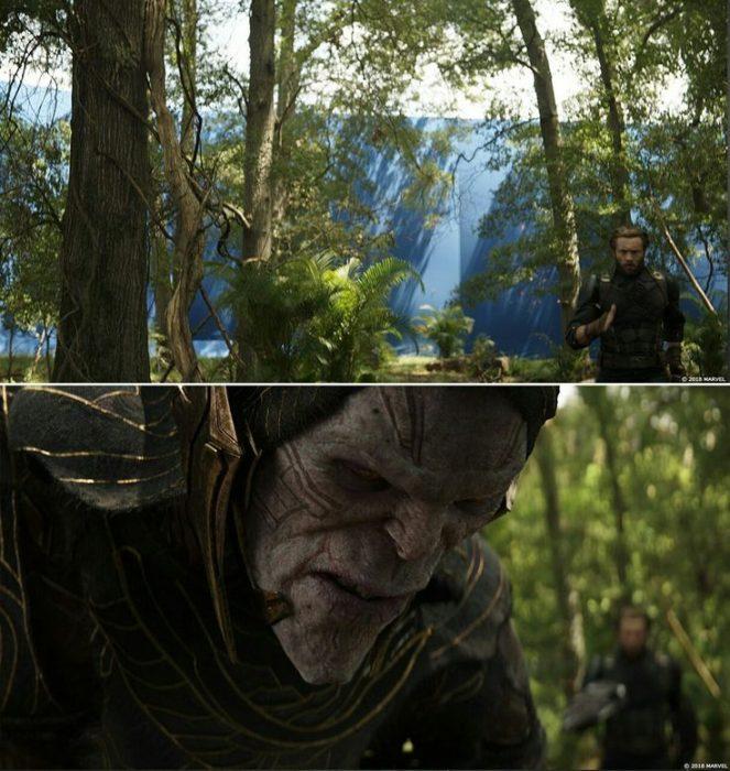 escena editada avengers