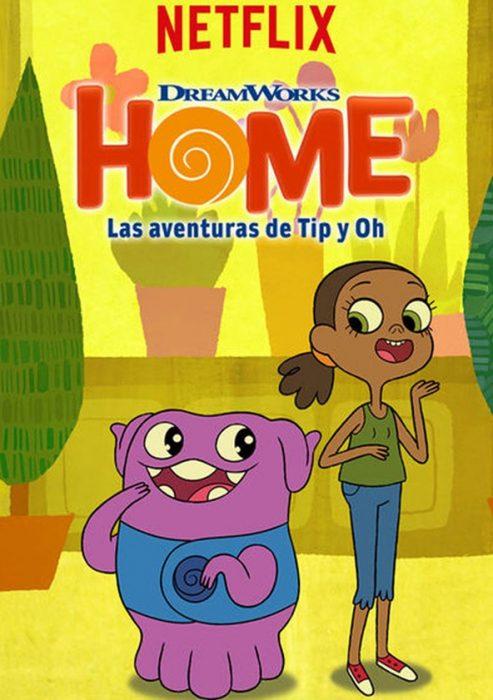 Home: Las aventuras de Tip y Oh