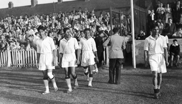 Selección de India 1950