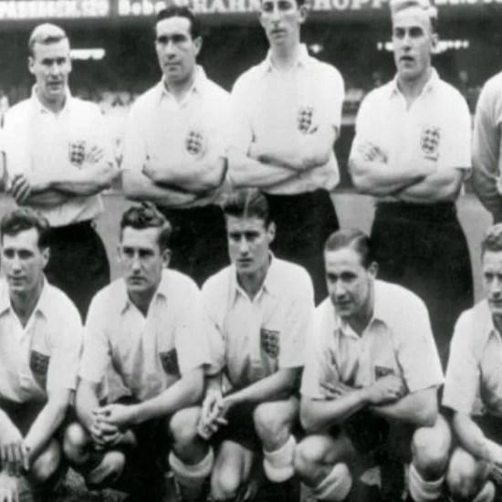 Inglaterra en 1950