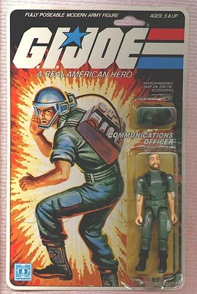 """G.I. Joe """"Breaker"""""""