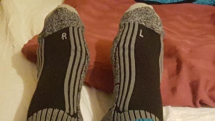 agentes del caos calcetines