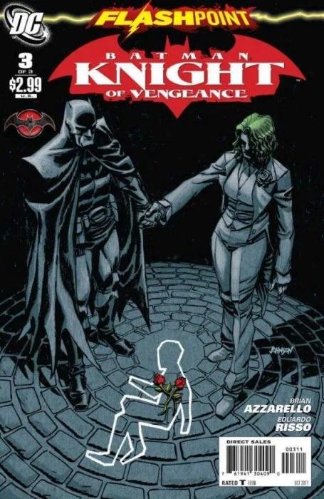 batman flashpoint paradoxe