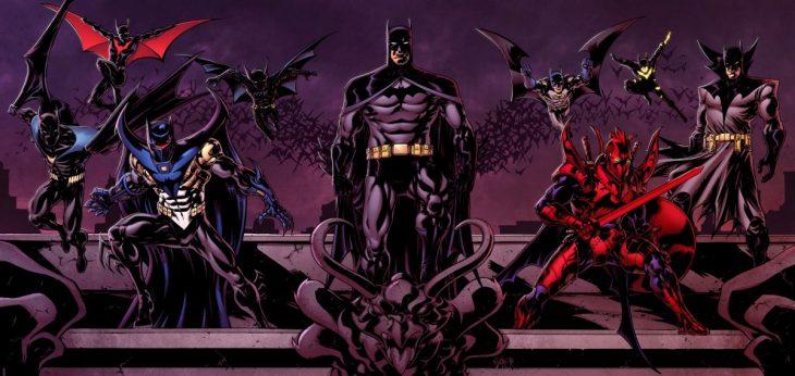 versiones de batman