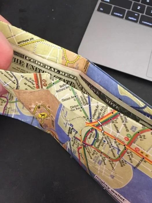 Inventos útiles mapa cartera