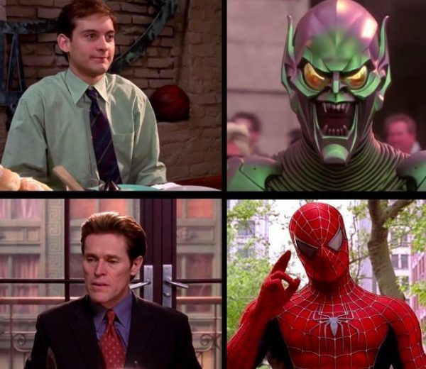 easter eggs películas spider-man