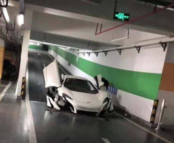 Mal día auto
