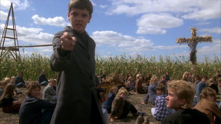 niños del maiz