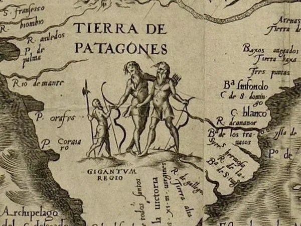 mapa extraño