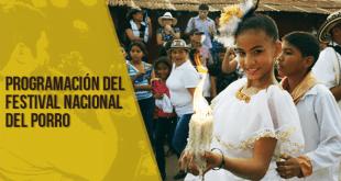 Programación: Festival Nacional del Porro 2018