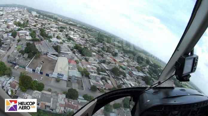 vuelos en helicoptero por monteria