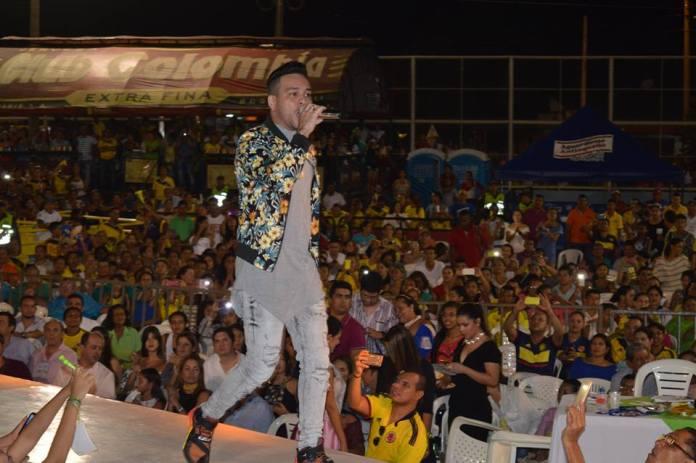 Twister el Rey. Foto vía: Oficina de Cultura y Turismo - Alcaldía de Montería