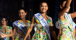 Galería: Imposición de bandas de las candidatas al Reinado del Río 2018