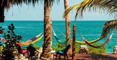 Ecoturismo perfecto en Córdoba isla fuerte