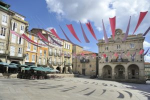 Cities of Galicia Ourense
