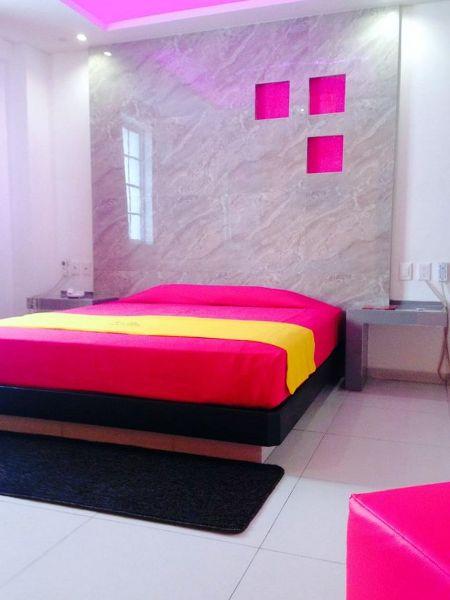 Hotel Hacienda Monterrey  LA GUA M