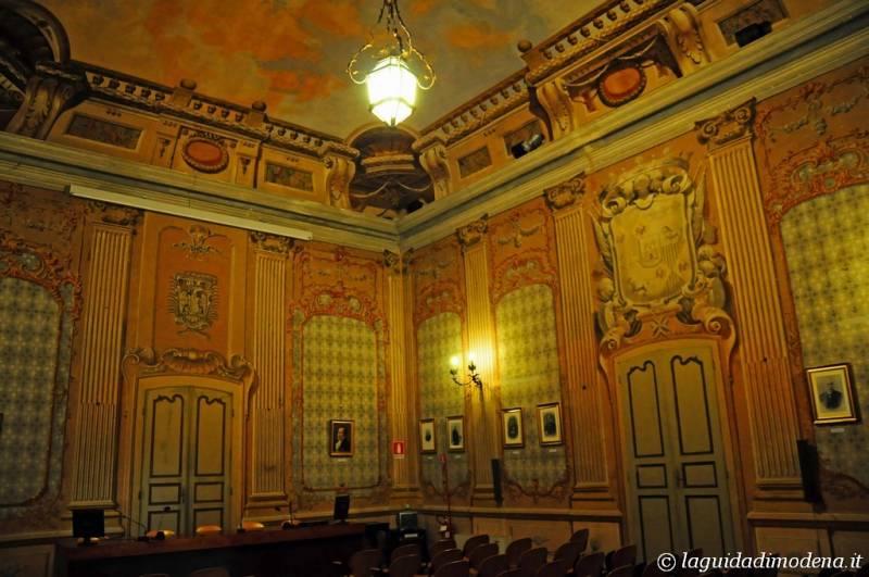 Palazzo dAragona Coccapani   La Guida Di Modena