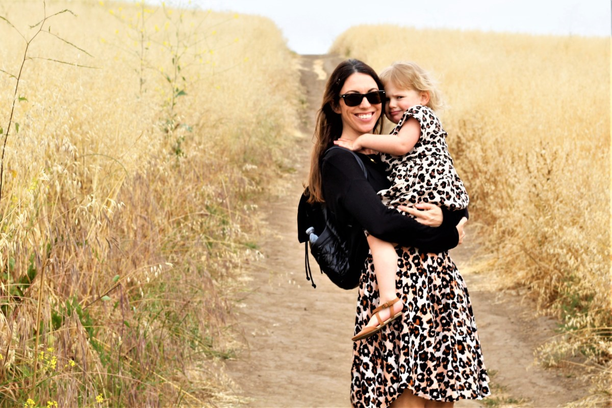 Fashion Friday Summer Animal Prints For Mama Daughter Leila La Fontaine