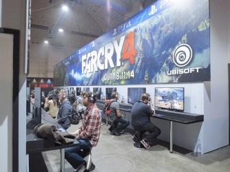Stand para jugar Far Cry 4