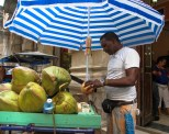 King Coconut in Havana