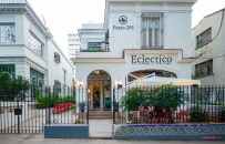 Paseo 206: Elegant hostel and restaurante in El Vedado