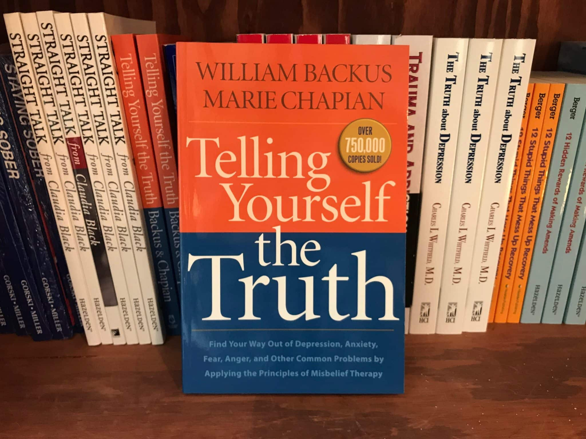 Book Review Telling Yourself The Truth