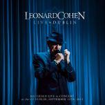 Leonard Cohen: Live in Dublin - portada