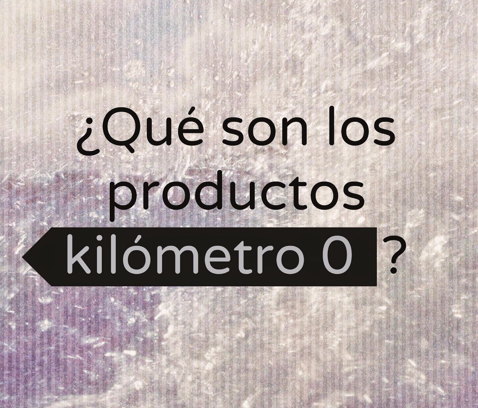 productos kilometro 0