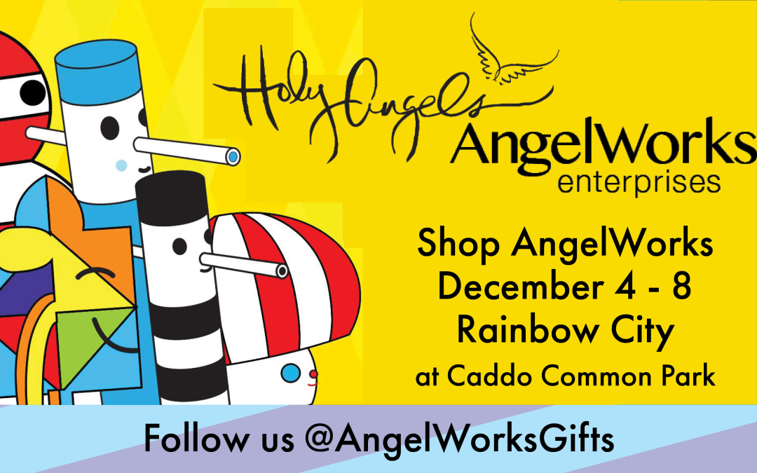 Shop AngelWorks at Rainbow City
