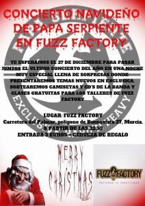 Fuzz factory Papa Serpiente