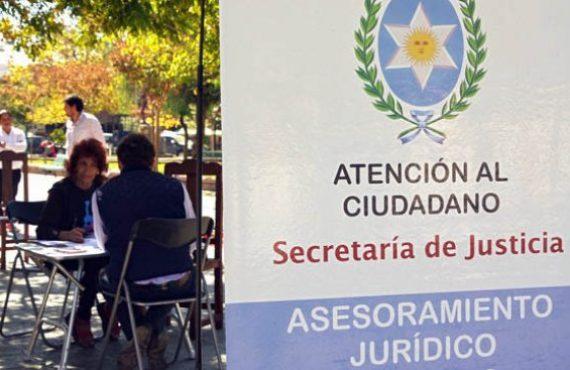 Para éste lunes, el Programa de asesoramiento jurídico gratuito se traslada a Guachipas y La Viña
