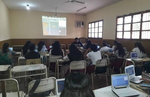 Actividades de Fortalecimiento comunitario en Salvador Mazza