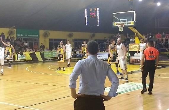 Derrota para los Infernales de Salta Basket en Ceres, Santa Fe