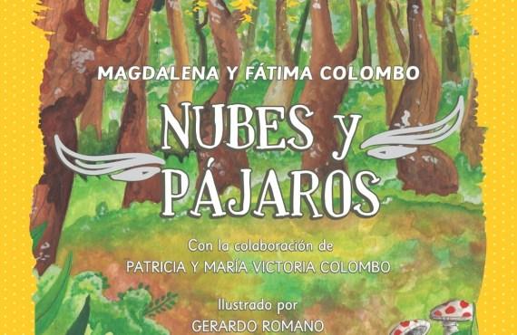 """Presentación del libro infantil """"Nubes y Pájaros"""", de editorial Abresoles"""