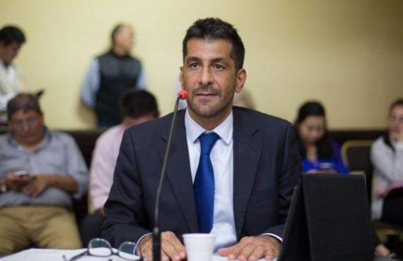 Chibán presentó un proyecto para congelar tarifas en Salta